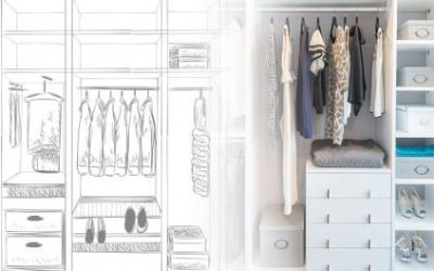 3 Simple Strategies for Custom Closet Organization