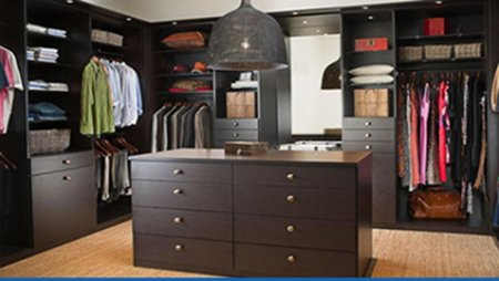 Custom Design Closets Greenville, SC | closetplusinc.com