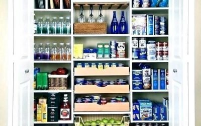3 Tips To Get Your Closet or Pantry Organized