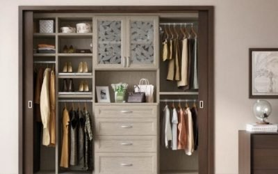Custom Reach-in Closets in Hendersonville, NC