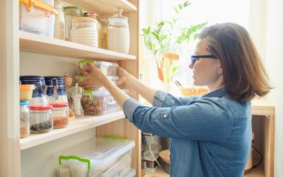 Prepare for Fall with a New Pantry Organization Concept