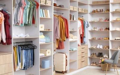 How to Install a Custom Closet